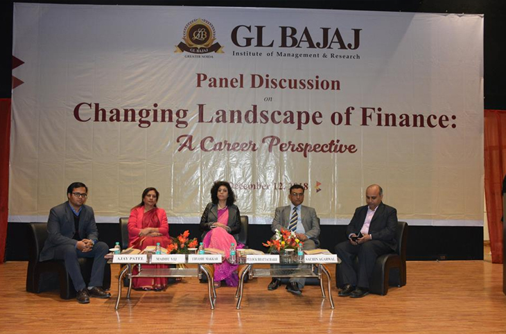 Interactive Panel Discussion @ GLBIMR