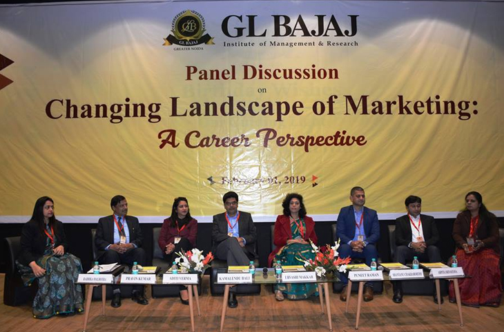 Panel Discussion on Changing Landscape of Marketing