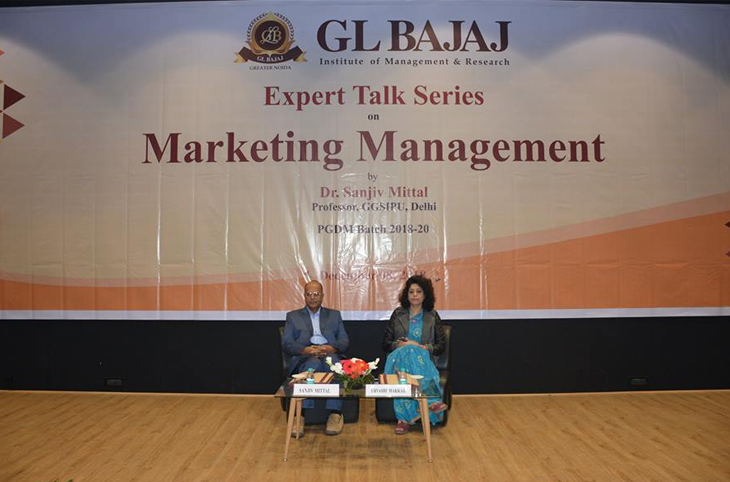 Special Session on Marketing Management II by Dr. Sanjiv Mittal