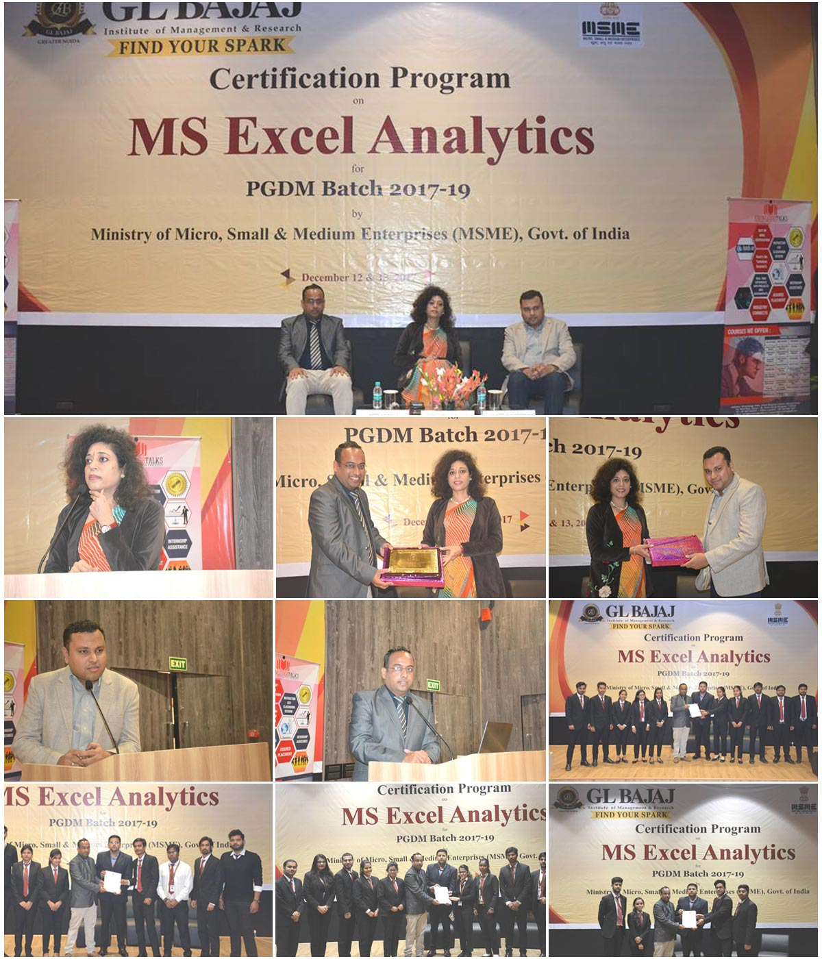 Gl bajaj institute of management research events latest news events 1betcityfo Images